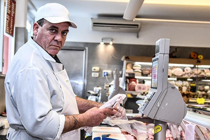 vendita al dettaglio di carne Bergamo