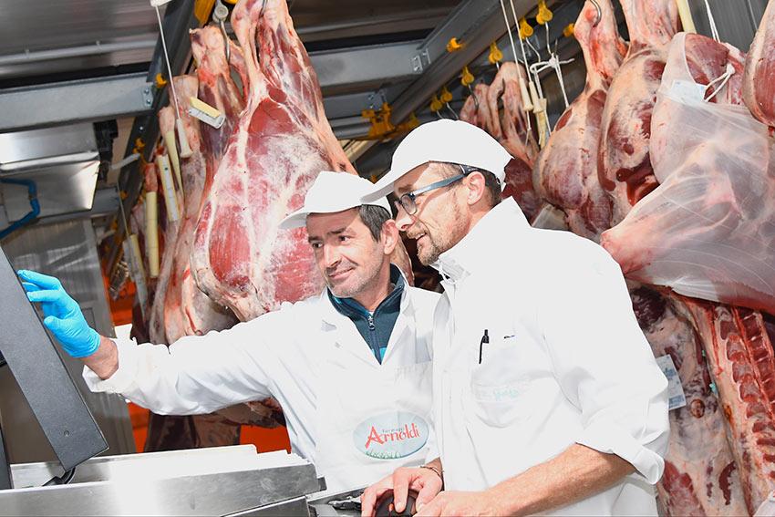 etichettatura carne bergamo