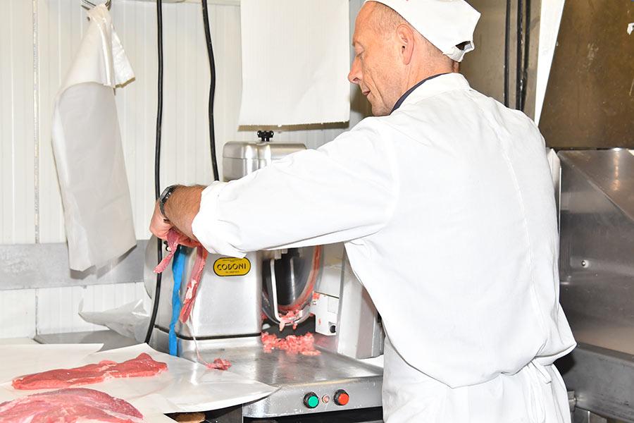 preparazione vendita macelleria bergamo
